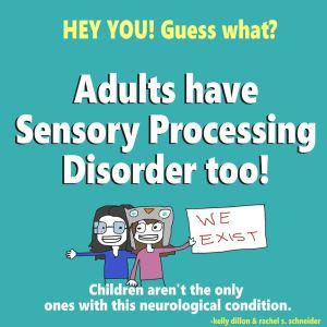 Sensory Processing Disorder Pride